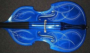 Upright Bass Instrument