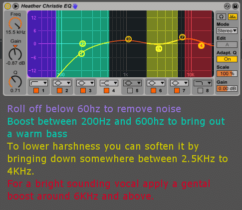 Learn vocal treatment in Ableton Live and grab a free audio effect rack