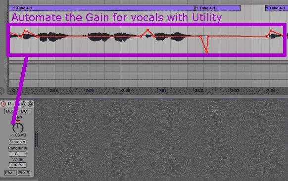 Utility Gain