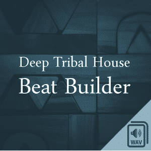 Blue Tribal House Sample Library