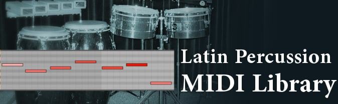 latin percussion kit kontakt