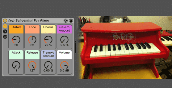 Toy Piano Pack