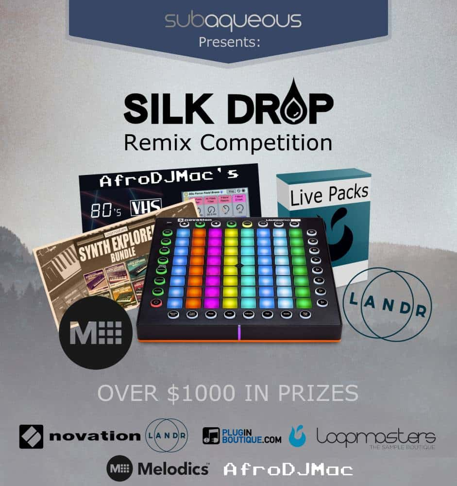 Remix Competition Prizes Subaqueous
