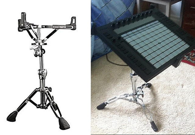 The Perfect Stand for Ableton Push - Subaqueous Music
